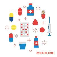 medicin platt design