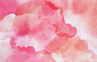 schöner Aquarellalkohol-Tintenhintergrund in der Pfirsichfarbe vektor
