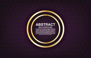 geometrischer Hintergrund des modernen abstrakten Entwurfs. dunkelroter Hintergrund mit geometrischem Entwurfsmuster vektor