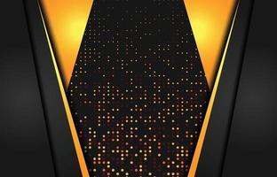 modern bakgrund med glittereffekt. elegant modern bakgrund. geometrisk vektor bakgrund. vektorillustration eps 10