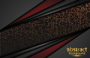 moderner Hintergrund mit Glitzereffekt. eleganter moderner Hintergrund. geometrischer Vektorhintergrund. Vektor-Illustration eps 10 vektor