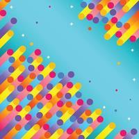 färgglad abstrakt bakgrund