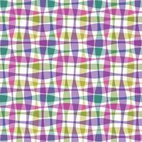 vågiga linjer abstrakt vektor bakgrundsmönster