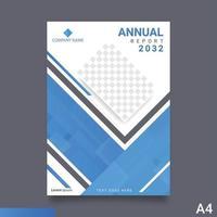 Broschüre Layout Design. Geschäftsbericht, Katalog, Magazin, Flyer-Vorlage vektor