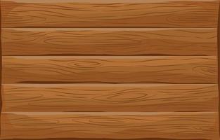 Holz leer brauner Hintergrund vektor