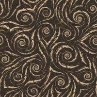 Lager Vektor beige nahtloses Muster. abstrakte Textur von zerrissenen Linien.