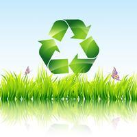 Recycling-Symbol vektor
