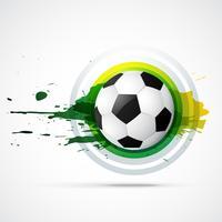 Vektorfußball vektor
