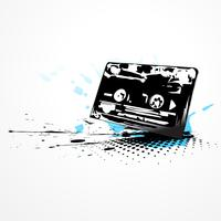 Vektorkassette vektor