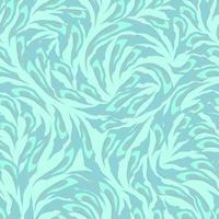 nahtloses Muster von abstrakten dreifarbigen zerrissenen Formen. Textur für Stoffe oder Geschenkpapier vektor