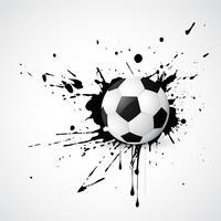 Fußball-Vektor vektor