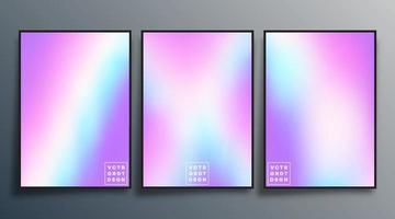Farbverlaufsstrukturdesign für Hintergrund, Tapete, Flyer, Poster, Broschürenumschlag, Typografie oder andere Druckprodukte. Vektorillustration vektor