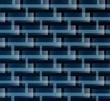 Vektorhintergrundbild einer strukturierten Wand mit einer Nachahmung eines Labyrinths oder eines Netzwerks in Schattierungen vektor