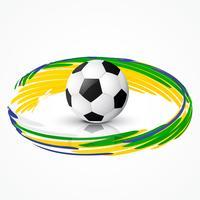 Fußballspiel Design