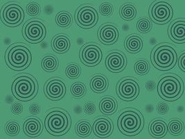 Retro cirklar vektor