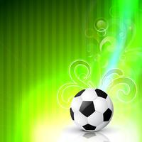 Fußballdesign vektor