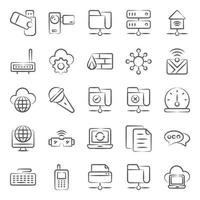modern teknik och kommunikationselement