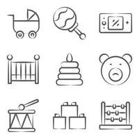 leksaker och barndomstillbehör