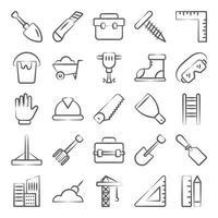 reparera verktyg och utrustning vektor