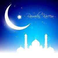 glühender Mond vektor