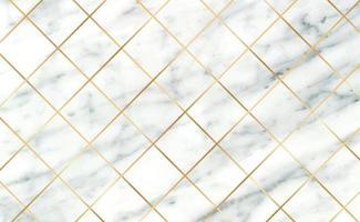 stenplattor, texturvit med svart marmorbakgrund, gyllene linjer - vektor