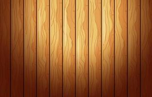 Reihen von Hartholzplanken Hintergrund vektor