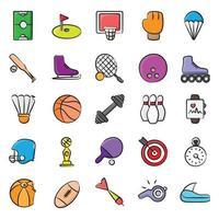 olympiska sporter och spel