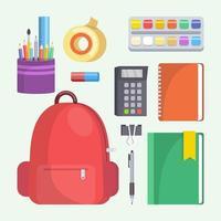 Schulelementensammlung