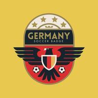 Deutschland WM Fußball-Abzeichen