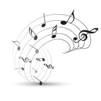 Vektor-Musiknote