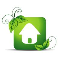vektor hus ikon