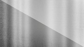 heller und dunkelgrauer Stahlhintergrund vektor