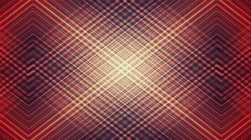 abstrakt hastighetsljus på röd teknikbakgrund vektor