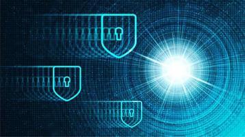Hintergrund der digitalen Technologie vektor