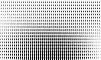 abstrakt svart prickmönster vektor