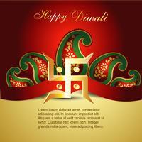 Diwali Festival Hintergrund