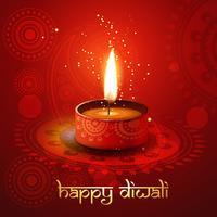 Diwali Diya vektor
