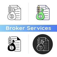 Commodity Broker-Symbol