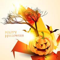Vektor Halloween Hintergrund