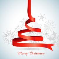 kreativer Weihnachtsbaum vektor