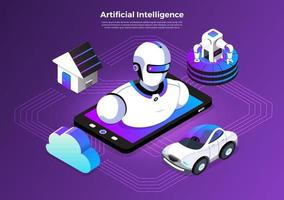 isometrisk artificiell intelligens