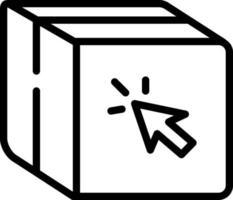 Liniensymbol für den Verkauf
