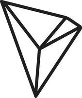 Liniensymbol für tron