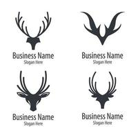 rådjur logotyp bilder illustration