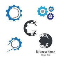 Zahnrad Logo Bilder