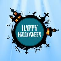 kreatives Halloween-Design