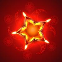Happy Diwali vektor