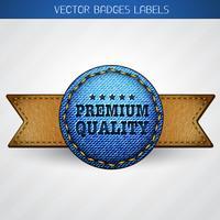 Premium-Qualitätslabel