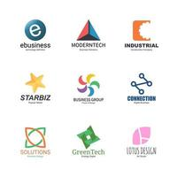 abstrakt logotypdesign