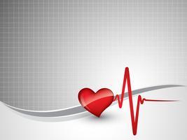 Herzschlag vektor
